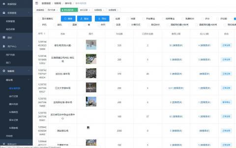 java开发的停车场小程序源码+前端+部署文档 兼容市面上主流的多家摄像机