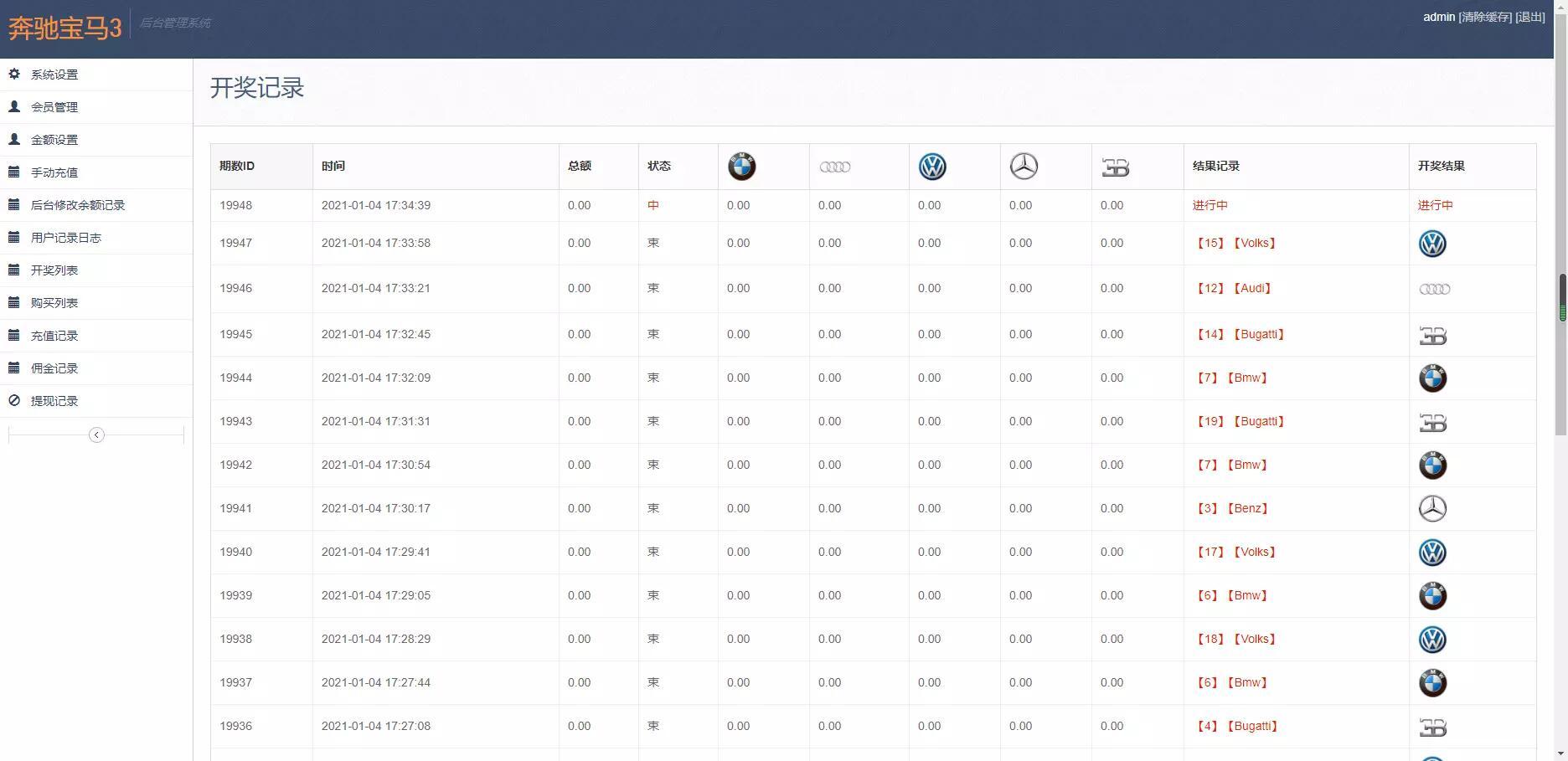【亲测】H5奔驰宝马完整最新修复运营级源码 推广正常+上下级正常 支持无限回调 已对接支付 棋牌源码 第5张